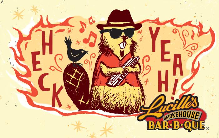 Lucille's Smokehouse Bar-B-Q Gift Card
