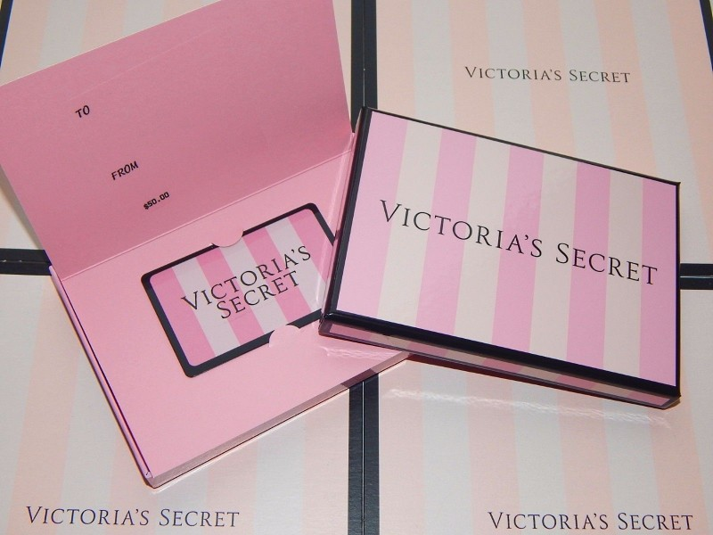 38a82465db14b Victoria's Secret Gift Card - Gift Cards | Katalay.net